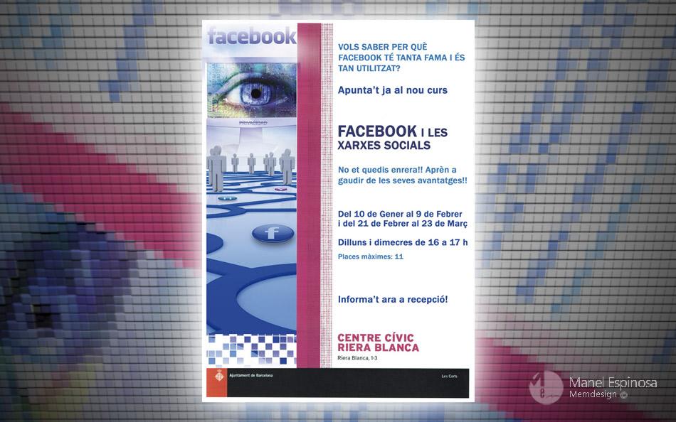 cartel curso facebook def